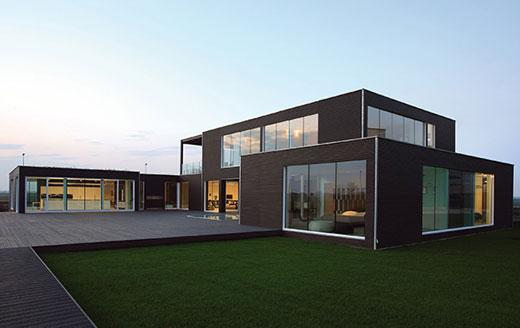 Casas industriales
