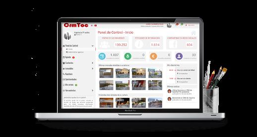 Software para Inmobiliarias (CRM)