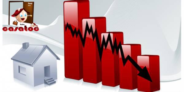 El euribor a 3 meses entra en negativo por primera vez