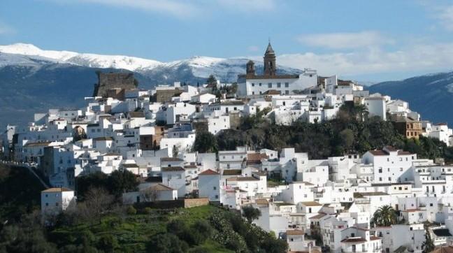 Los pueblos más bonitos de Andalucía Occidental
