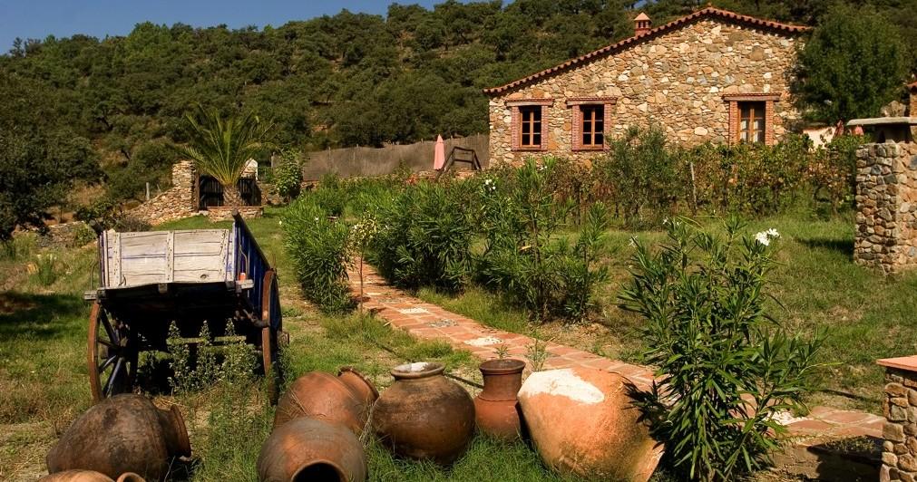 Turismo rural por Andalucía
