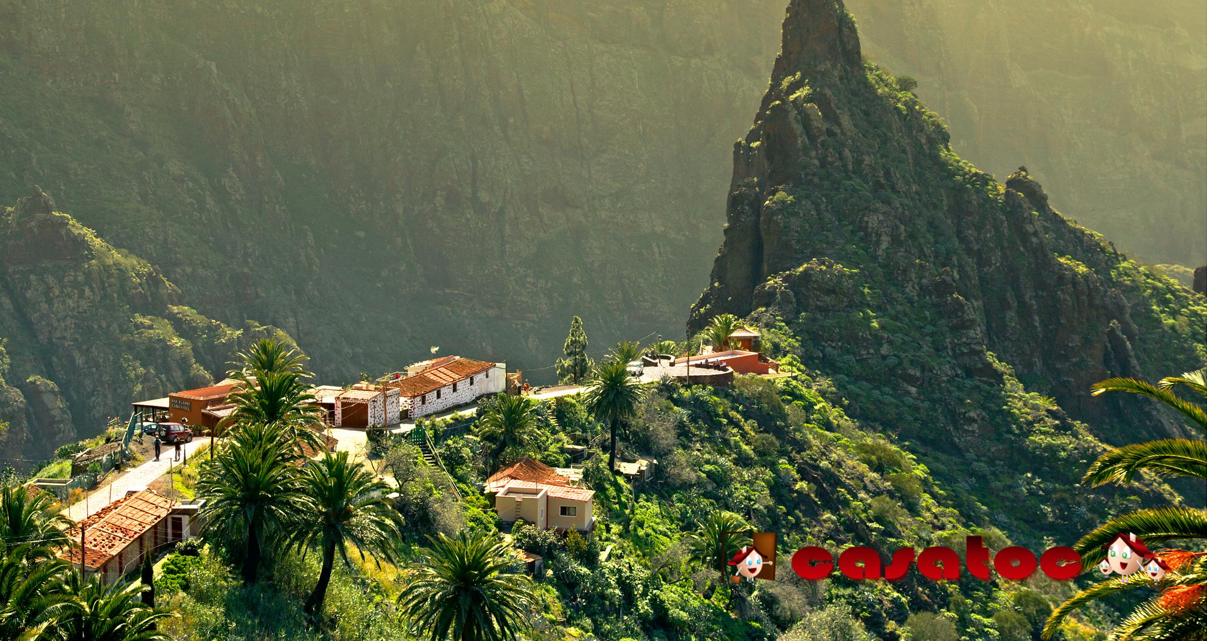 Turismo rural en Tenerife